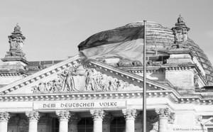 Bild des Reichstagsgebäudes