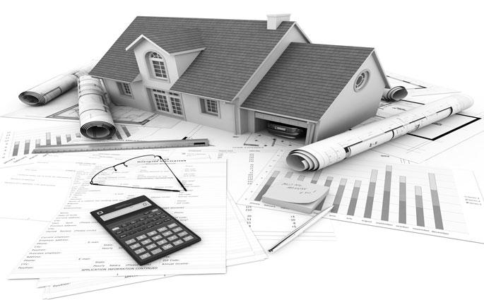Planung Hausbau