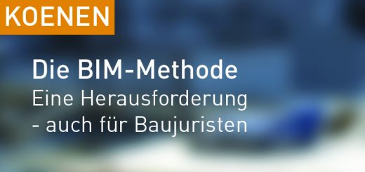 Titelbild Video BIM-Methode